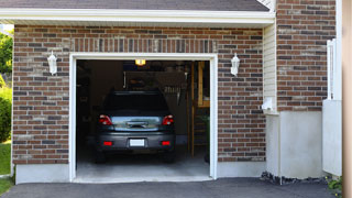 Garage Door Installation at Woodlands On The Creek Dallas, Texas